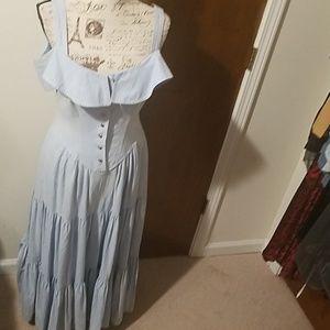 Dresses & Skirts - Karen Alexander jean dress